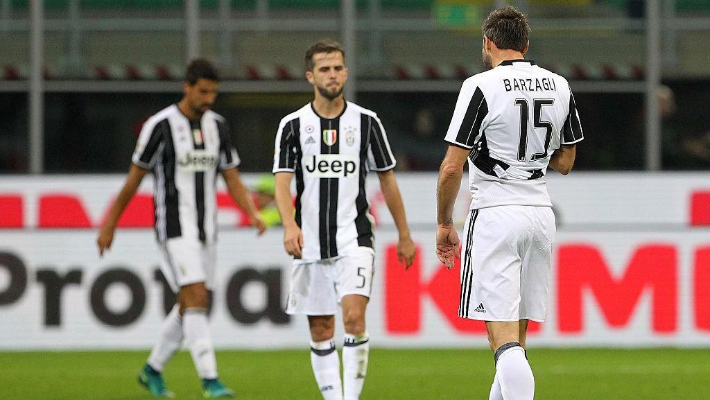Lupakan Milan, Juventus Bersiap Hadapi Sampdoria