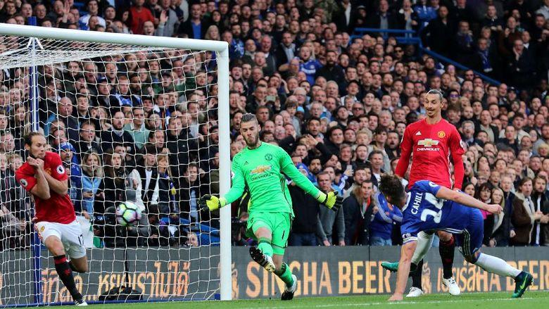 Ibra Usai Kekalahan MU di Stamford Bridge