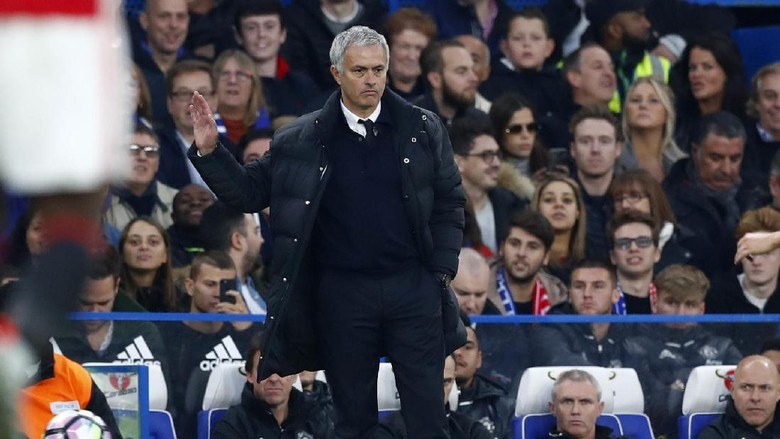 Mourinho MU Perlu Segera Kembali Kedalam Jalur Kemenangan