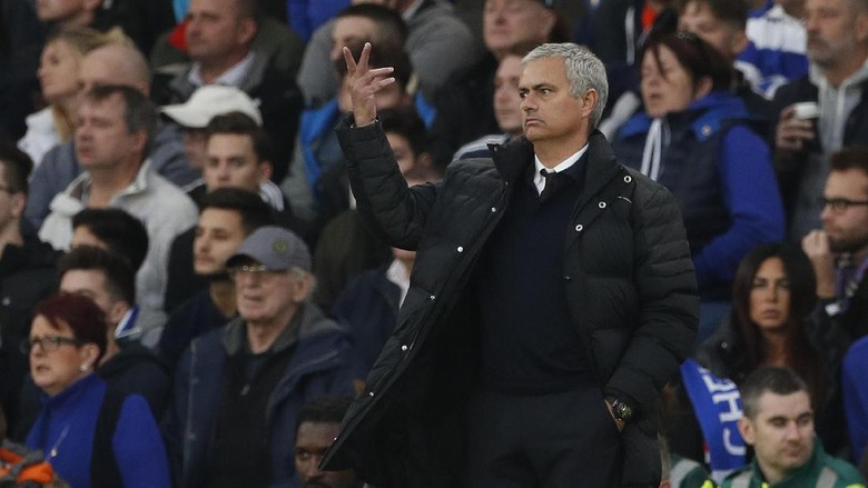 Sorotan Tajam Mourinho untuk Kesalahan Kesalahan Dari Tim MU