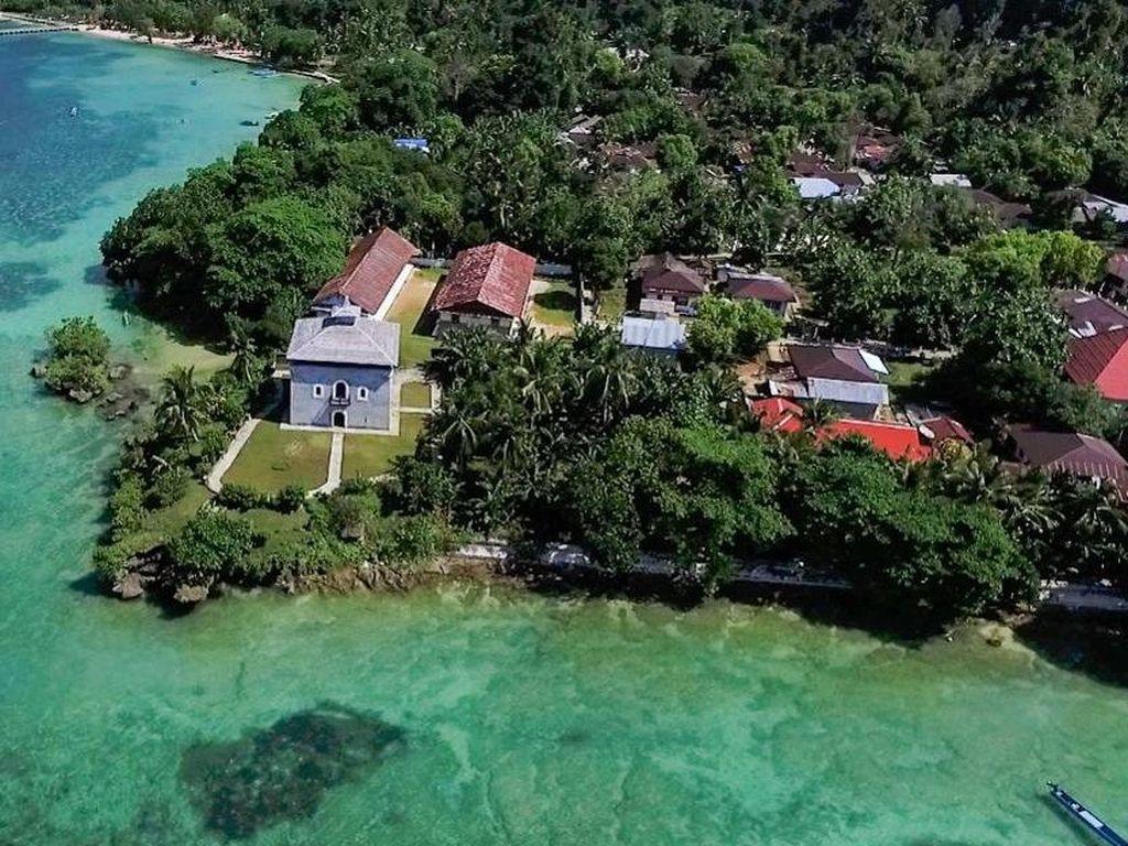 Mengenal Nusalaut, Pulau 'Emas' dari Maluku Tengah