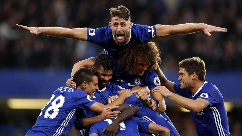 Kemenangan atas Setan Merah Dongkrak Keyakinan Chelsea