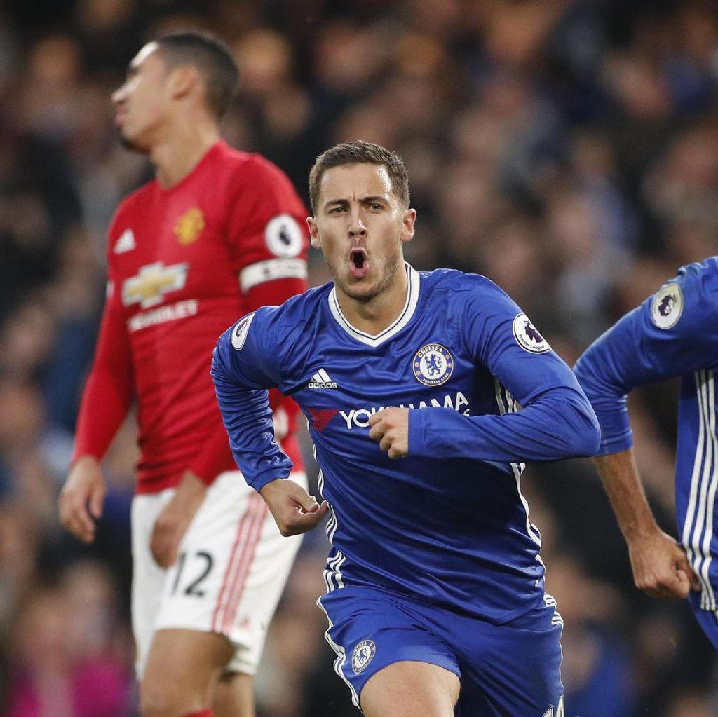 Tentang Kemenangan Telak Chelsea atas MU