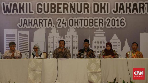 Kutukan Nomor Urut Satu di Pilkada Jakarta