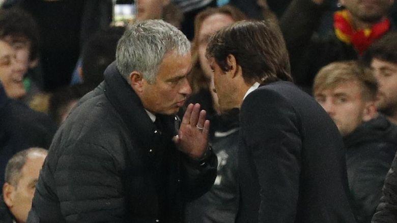 Mourinho Ada Benarnya Soal Perayaan Conte Tegas Del Bosque