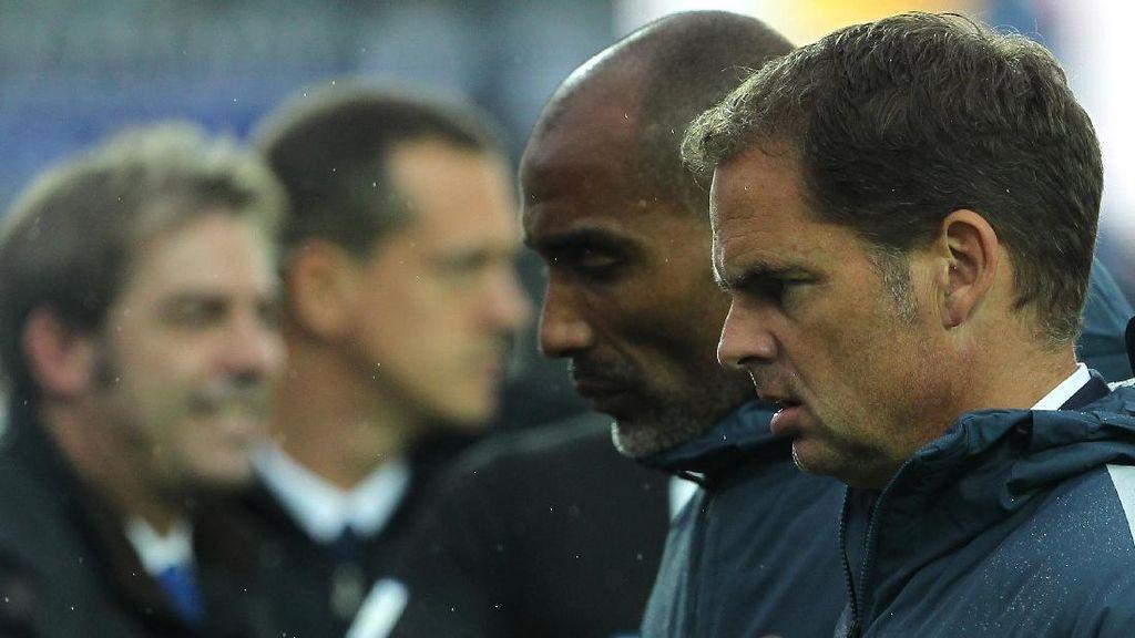 De Boer di Inter Tinggal Menghitung Hari?