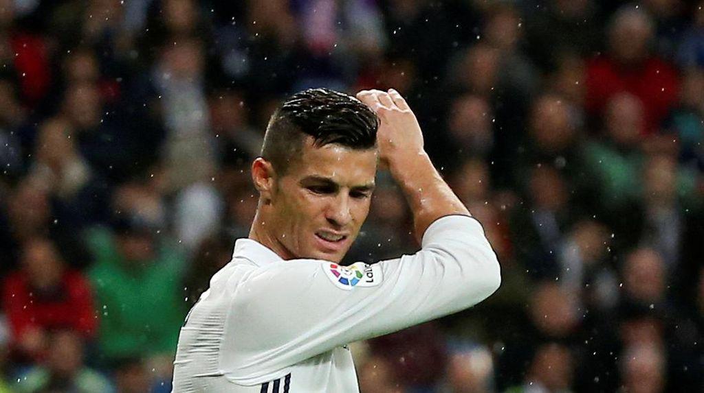 Meski Sedang Seret Gol, CR7 Diyakini Senang Madrid Puncaki Klasemen