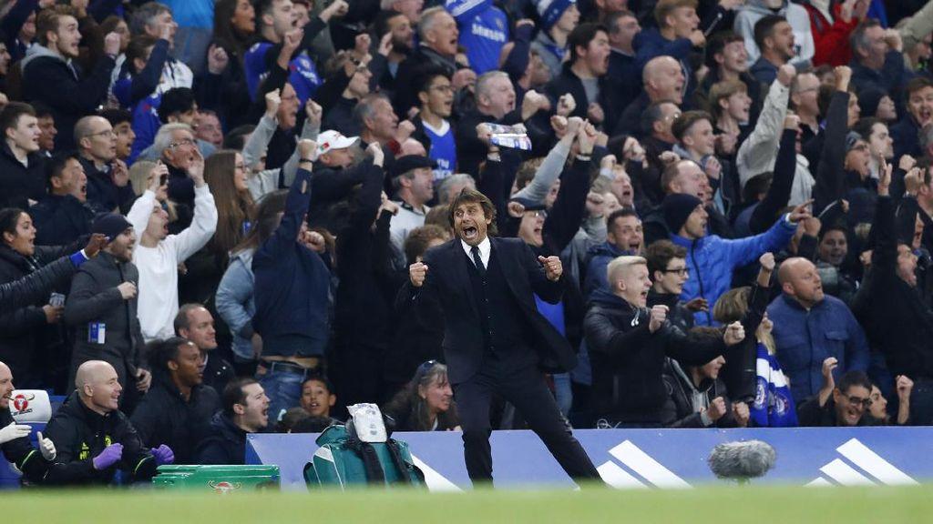Conte Ingatkan Chelsea untuk Tak Berpuas Diri