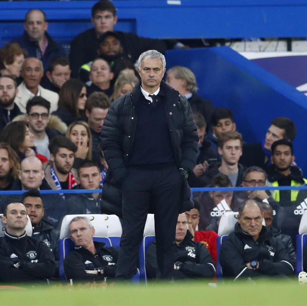 Mourinho Belum Menemukan Susunan Terbaiknya