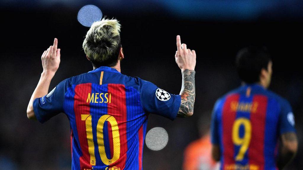 Messi Diyakini Bakal Kembali ke Newells Usai Piala Dunia 2018