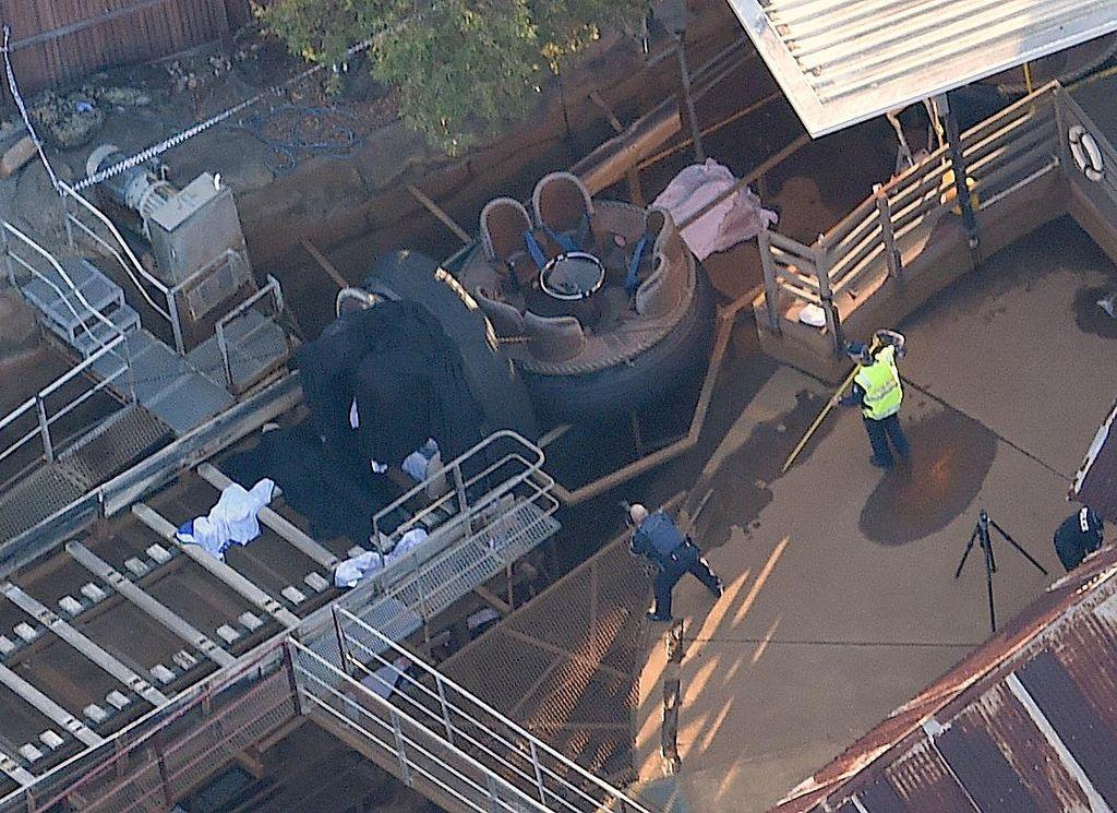 Wahana Arung Jeram di Australia Tewaskan 4 Orang