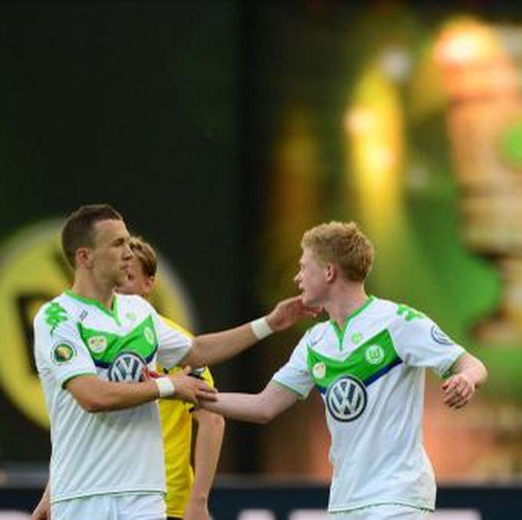 Wolfsburg Menyesal Jual De Bruyne dan Perisic
