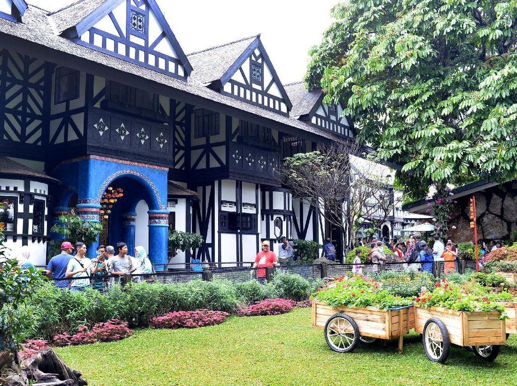 Inikah Destinasi Paling Instagrammable di Bandung