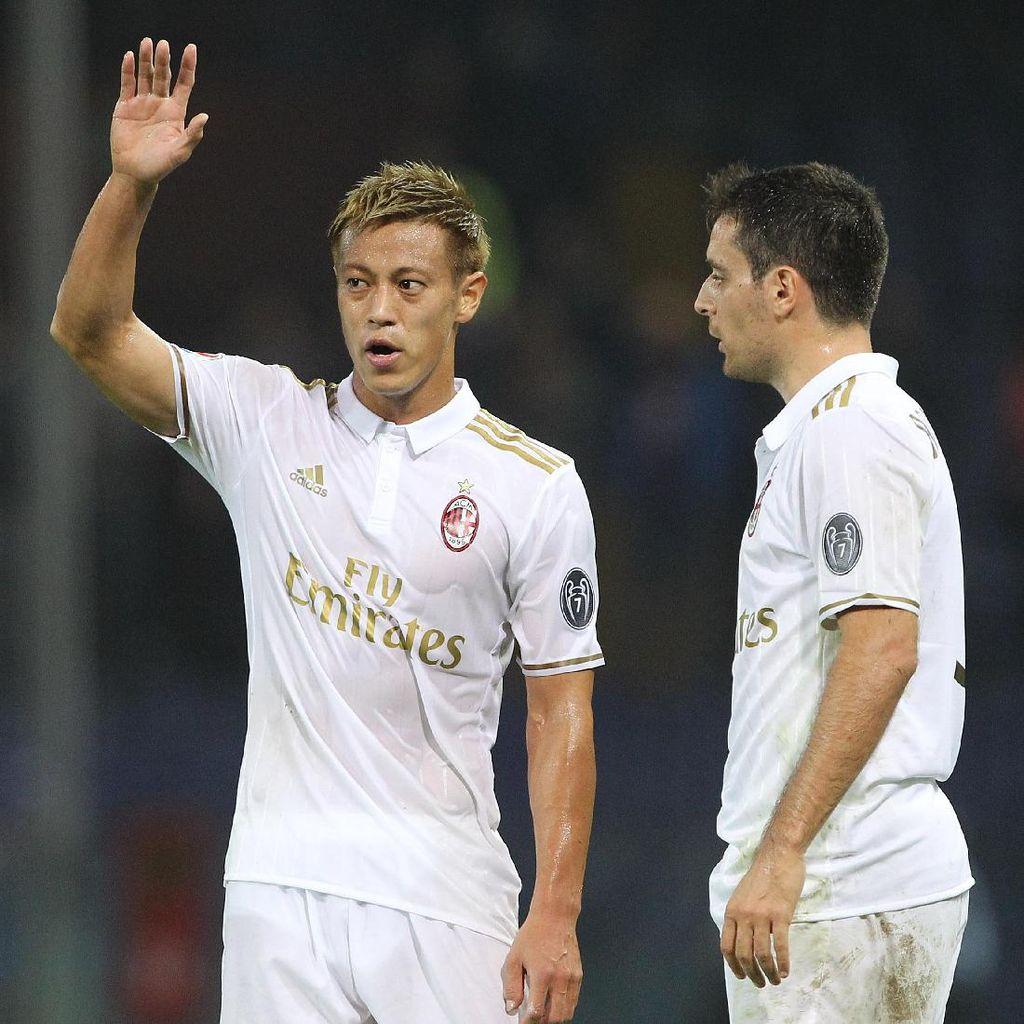 Belum Saatnya Milan <i>Scudetto</i>, tapi Bisa ke Liga Champions