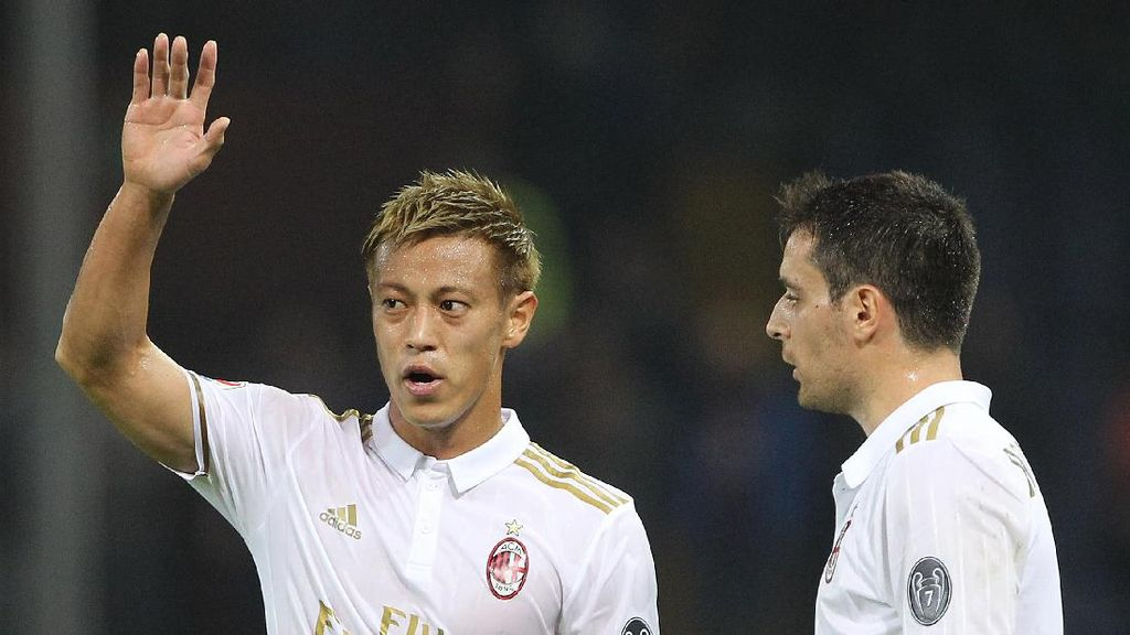 Belum Saatnya Milan Scudetto, tapi Bisa ke Liga Champions