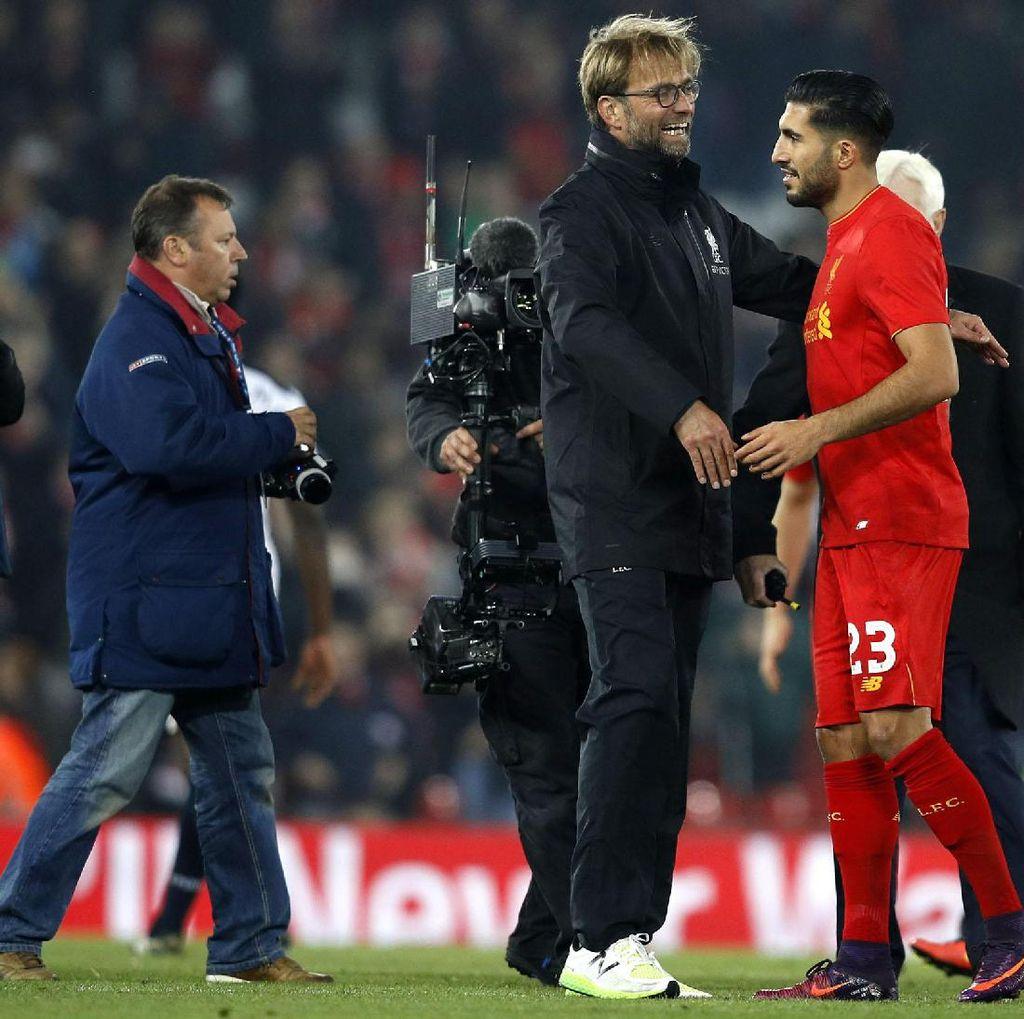 Liverpool Masih Punya Urusan yang Belum Selesai di Piala Liga Inggris