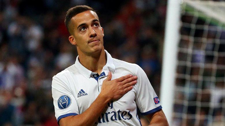 Madrid Perpanjang Kontrak Vazquez