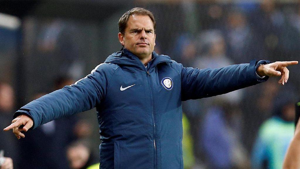 Thohir: Inter Tetap Percaya Penuh De Boer
