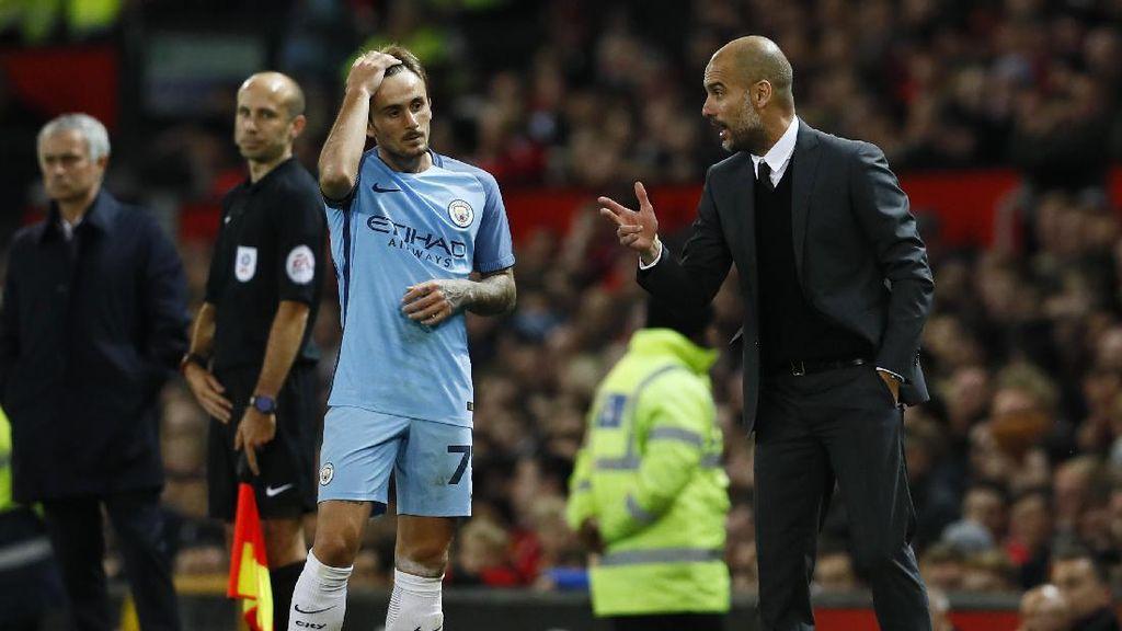Tak Terlalu Pikirkan Kekalahan City, Guardiola Puas dengan Para Pemain Mudanya