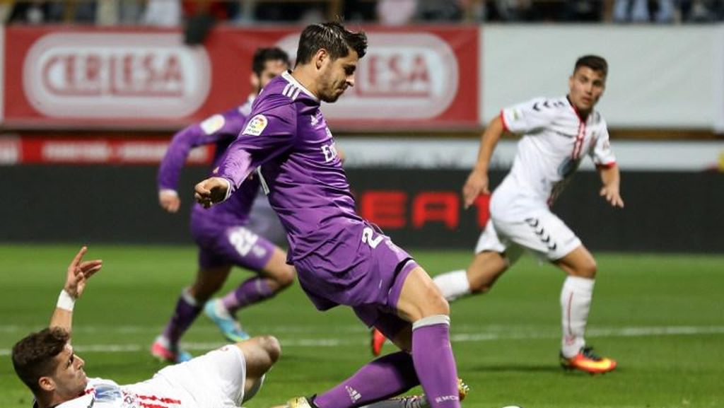 Real Madrid Pesta Gol 7-1