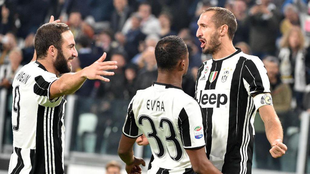 Chiellini Optimistis dengan Kans Juve di Serie A