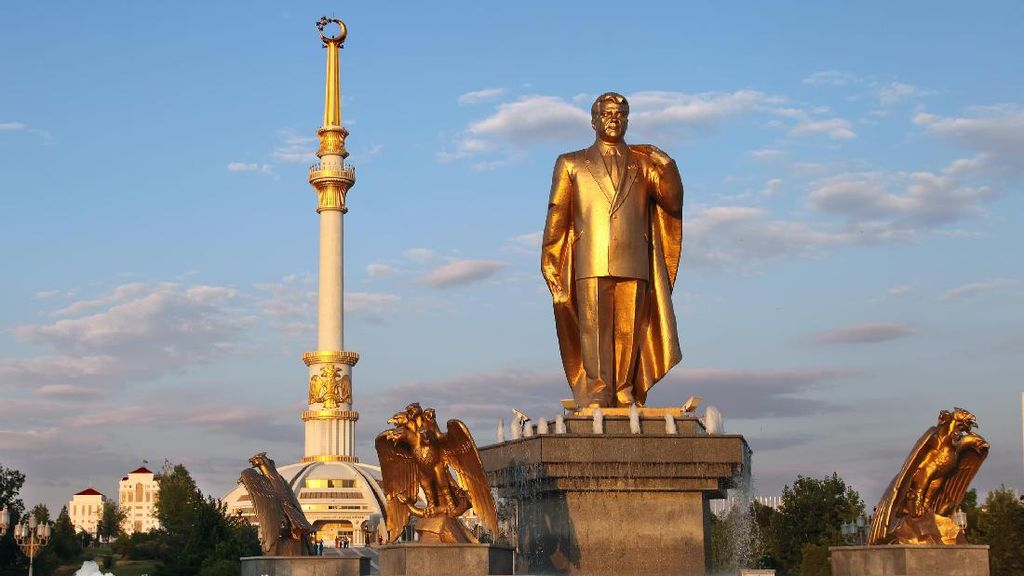 Menyibak Asia Tengah