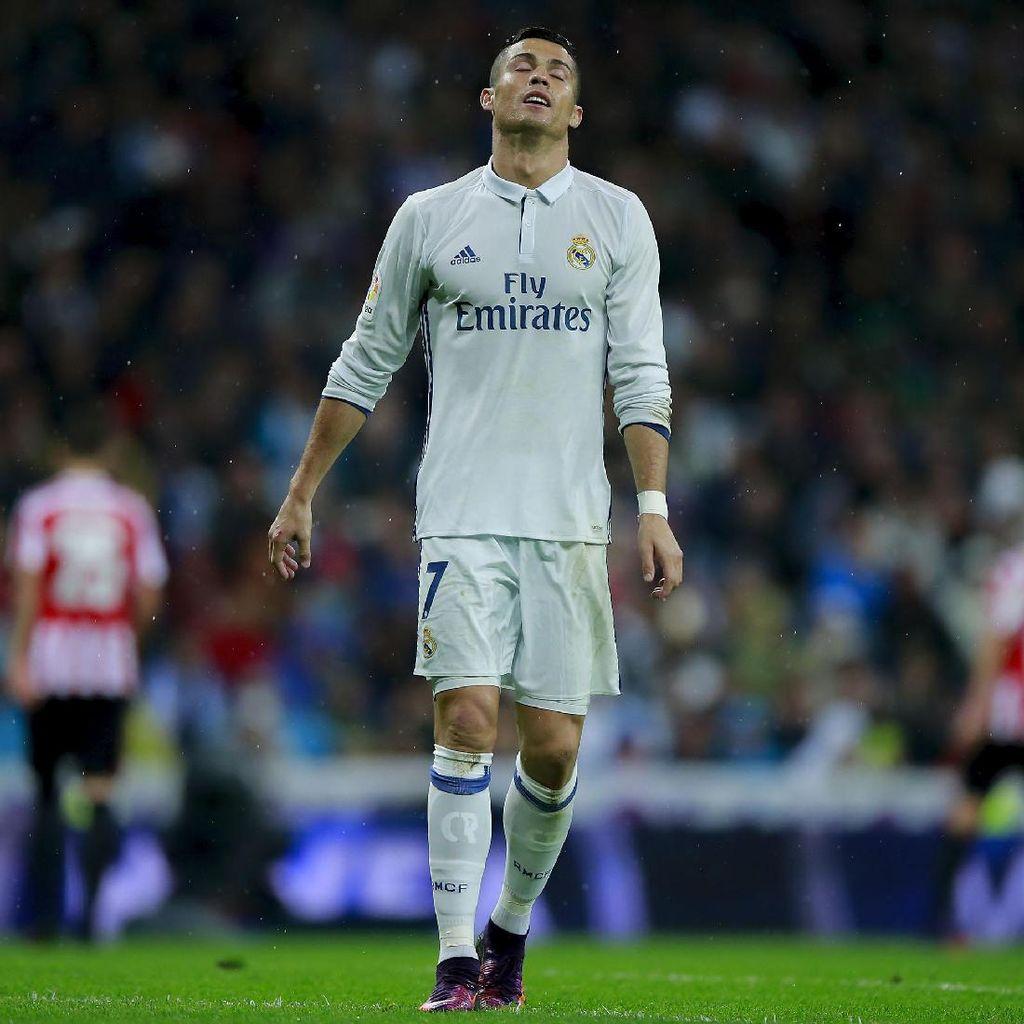 Ronaldo: Aku Butuh Para <i>Haters</i>