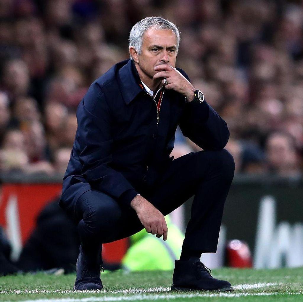 Komentari Wasit, Mourinho Didakwa FA