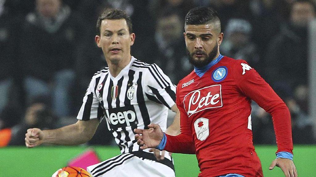 Juventus vs Napoli Panaskan Giornata 11