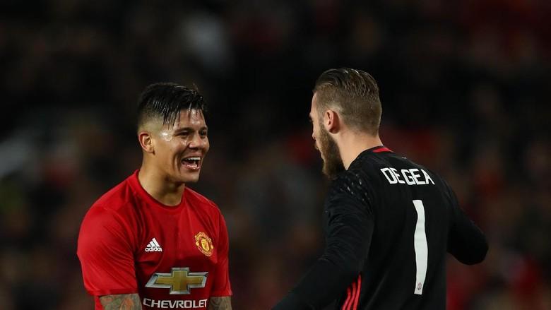 Cederanya Bailly Membuat Rojo Untuk Unjuk Gigi