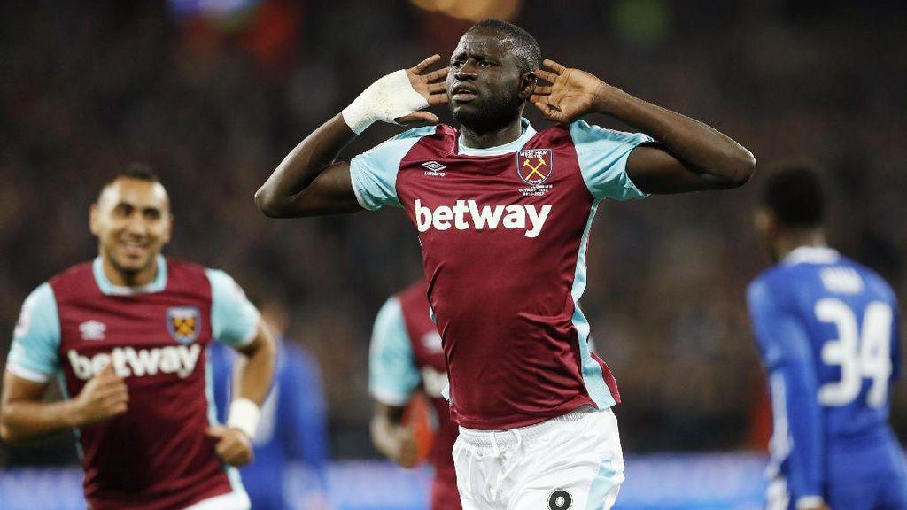West Ham Singkirkan Chelsea dari Piala Liga Inggris