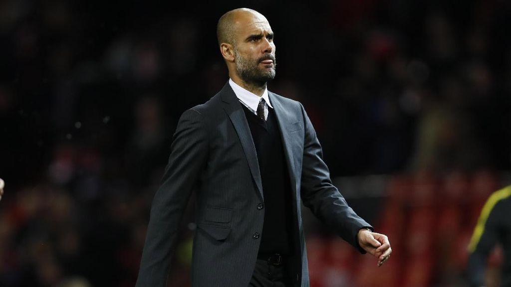 Guardiola: Masih Ada Tiga Kompetisi Lagi