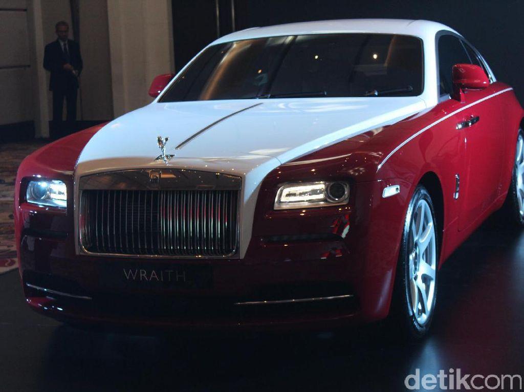 Mobil Rolls-Royce Khusus Sumpah Pemuda