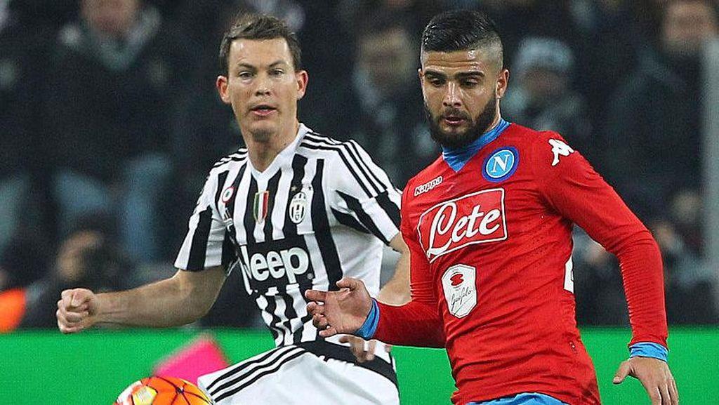 Ini yang Bisa Coba Dilakukan Napoli untuk Kalahkan Juve