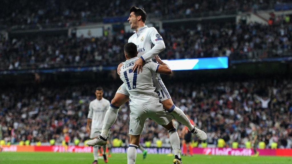 Di Madrid, BBC Kalah Tajam Dibanding MAL