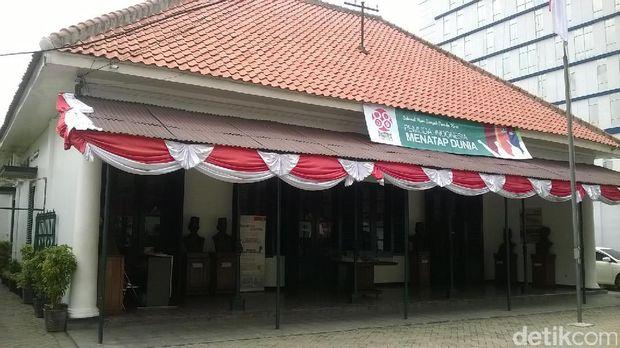 Gedung Museum Sumpah Pemuda (Bonauli/detikTravel)