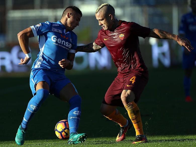 Skor Roma vs Empoli 0-0