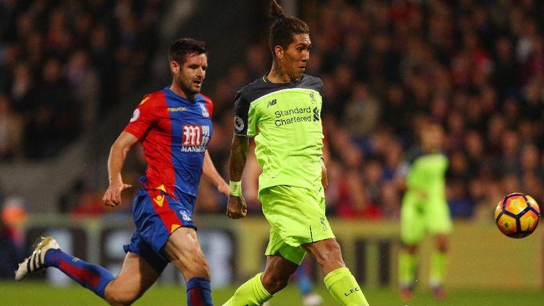 Kemenangan Liverpool Atas Palace 4-2