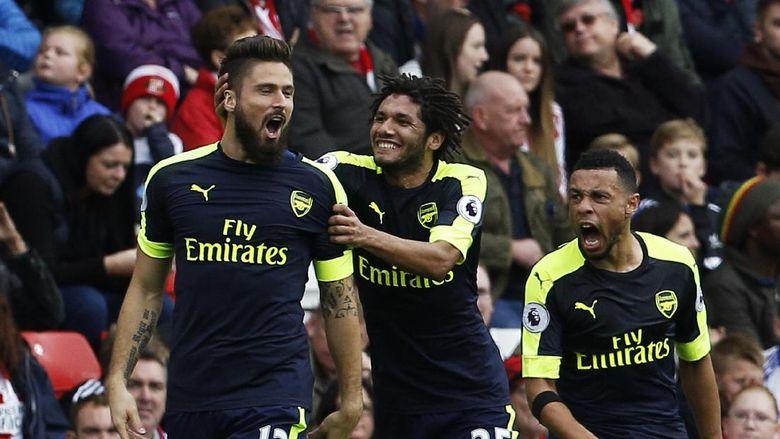 Arsenal Siap Jalani Laga Berat Di Bulan November