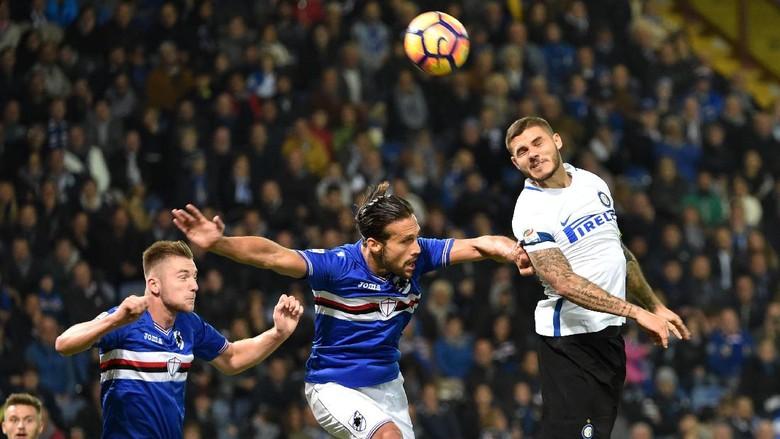 Sampdoria Kalahkan Inter Milan Dengan Skor Tipis 1-0