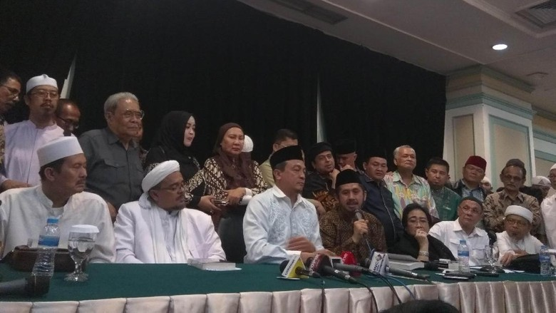 GNPF-MUI: Ini Rute Aksi Demo Kami Pada 4 November 2016