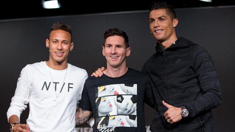 Bintang Saingan Ballon d Or Akan Diperkenalkan FIFA