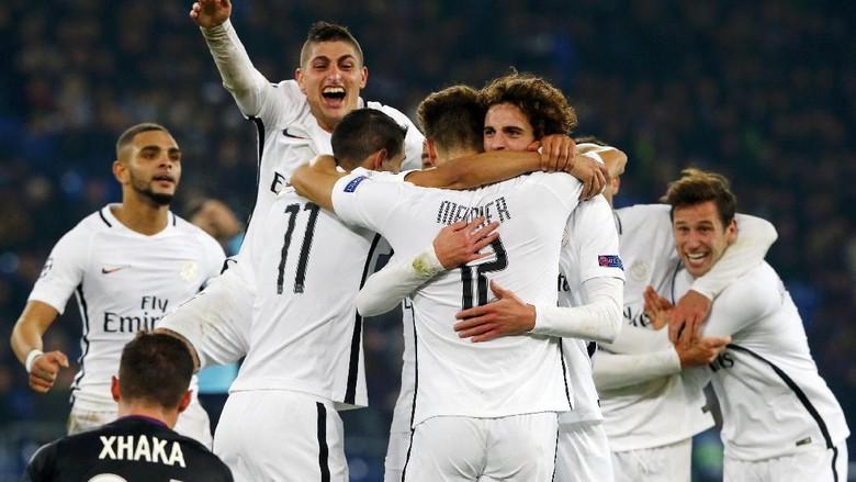 PSG Lolos Setelah Singkirkan Basel