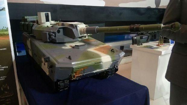 Bakal Dibanderol Rp 50 M/Unit, Ini Kehebatan <i>Medium Tank Made In</i> Bandung