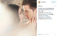 10 November Celine dan Stefan William Langsungkan Pernikahan di Bali?