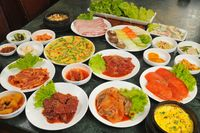 Korea Selatan Gelar <i>'Halal Restaurant Week'</i> Selama 40 Hari