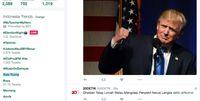 Netizen Indonesia Berandai: 'Kalo Trump' Jadi Presiden...