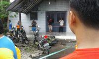 Ini Penampakan Suasana Gereja Oikumene Samarinda Usai Ledakan Bom Molotov