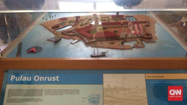 Onrust, Pulau Bersejarah yang Tak Pernah Beristirahat