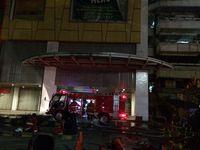 Kebakaran di Pasar Senen Padam, Api Diduga dari Korsleting Listrik